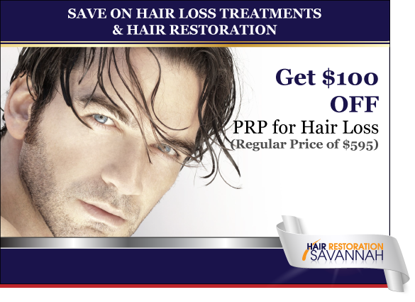 Hair Restoration Specials