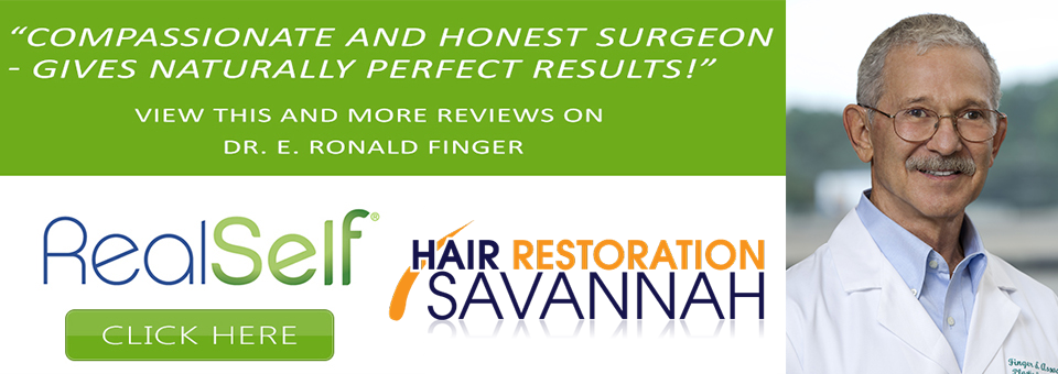 Hair Restoration Savannah was the 1st comprehensive Hair Clinic in Savannah Georgia. #1 Hair Clinic in the Coastal Empire.
