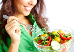 healthy eating for hair growth